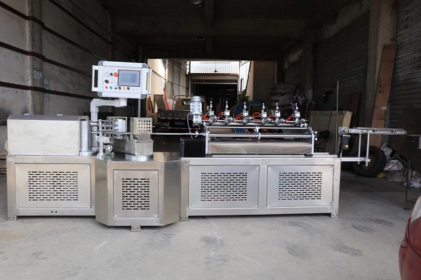 Automatic Paper Drinking Straw Making Machine Stainless Steel Type